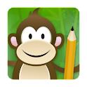 Monkey Write ★ Learn Chinese logo