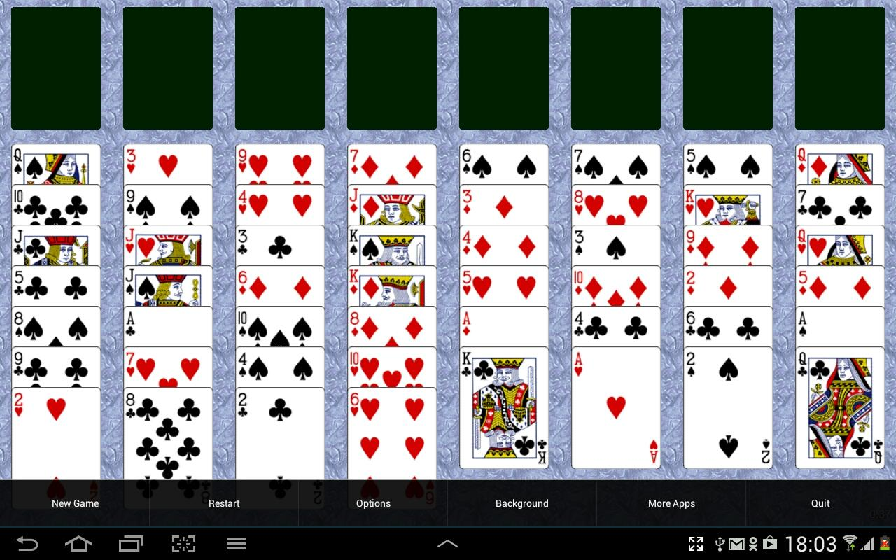 7 Solitaire casinospel - Recension och gratis spel online