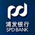 浦发手机银行 logo