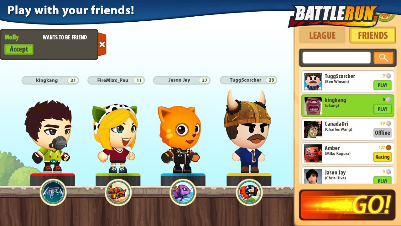 Battle Run screenshot #3