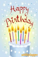 Screenshot of Birthday Wishes
