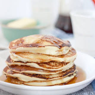 Light and Fluffy Meringue Pancakes (Pancakes Without Baking Powder).