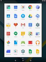 Screenshot of Apex Launcher
