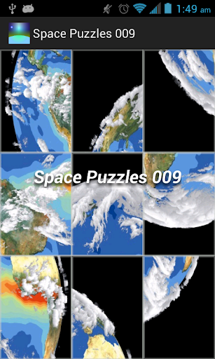 Space Puzzles 009