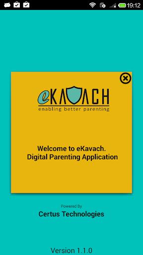 生活必備APP下載|eKAVACH Parent 好玩app不花錢|綠色工廠好玩App