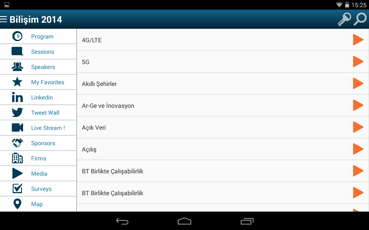 Bilisim - Citex 2014- screenshot