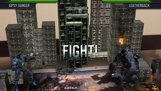 PACIFIC RIM: KAIJU BATTLE - screenshot thumbnail