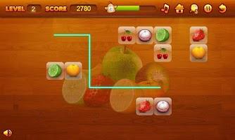 Screenshot of Fruits Link 3