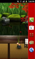 Screenshot of Zen Garden -Fall- Theme