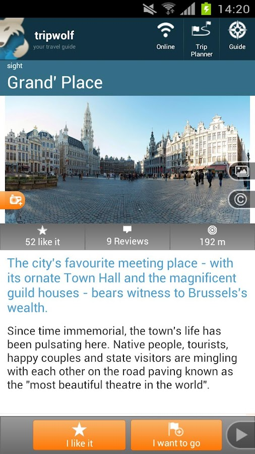 Brussels Travel Guide - screenshot