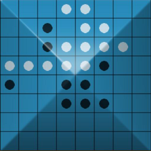 棋類遊戲App|REVERSI(リバーシ) LOGO-3C達人阿輝的APP