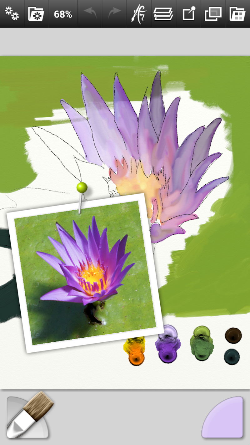 ArtRage: Draw, Paint, Create Screenshot 2