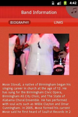 Mose Stovall - screenshot