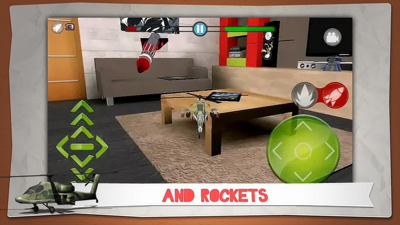 Helidroid Battle: 3D RC Copter - screenshot