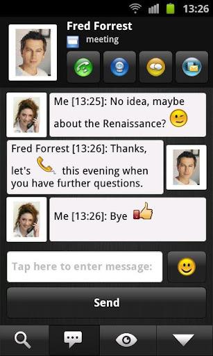Business ConneCT Phone 6.1.201 screenshots 3