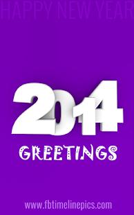 Happy New Year 2014 Greetings