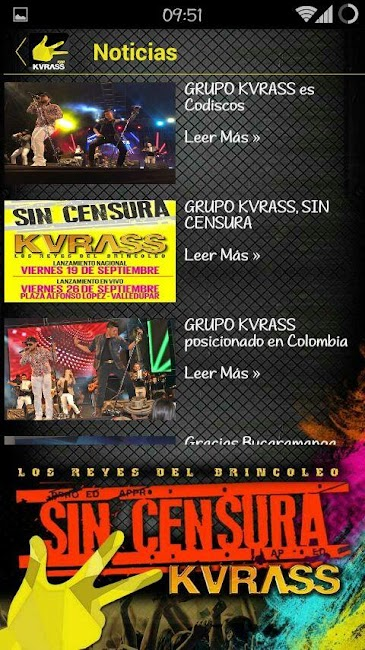 #3. Grupo Kvrass (Android)