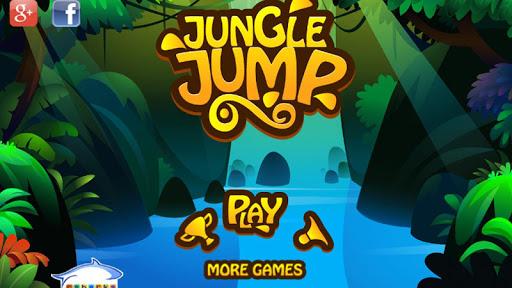Jungle Jump - Kids game