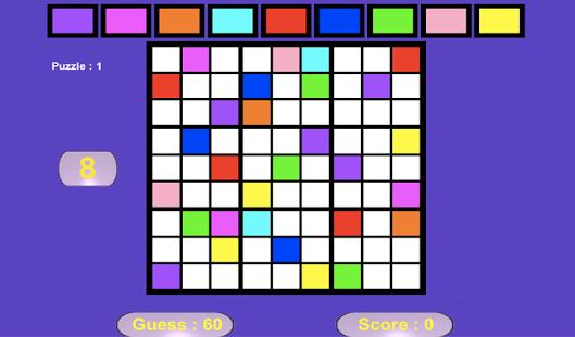 Colour Sudoku- screenshot thumbnail