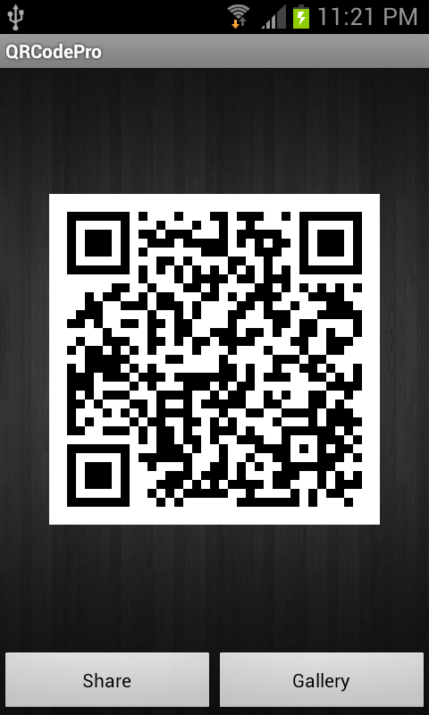 QRCodePro - QR Code Generator- screenshot
