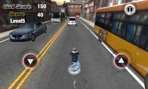 玩休閒App|街頭拉力滑板 3D PLUS免費|APP試玩