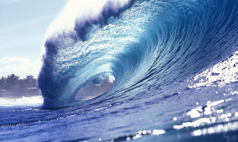 Screenshot of Surfing Waves Wallpapers