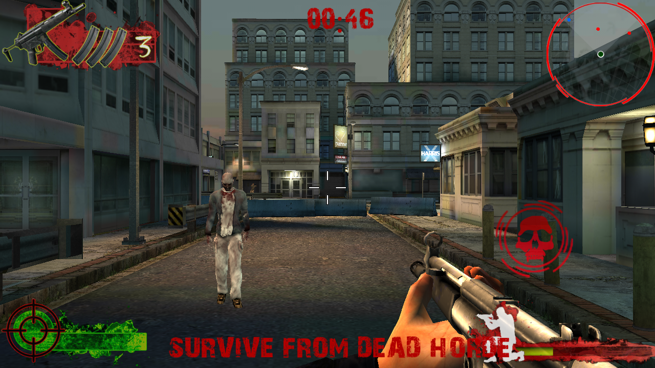 Death Shot Zombies- screenshot