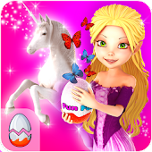 Princess Unicorn Surprise Eggs