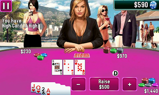 Texas Hold'em Poker 2 - screenshot thumbnail