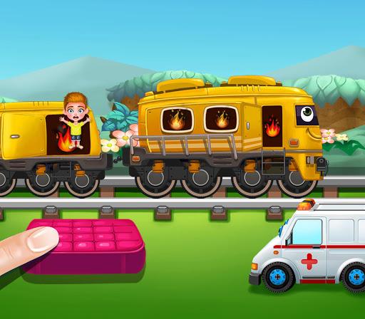 Fire Train! Babies Adventure 1.1 screenshots 7