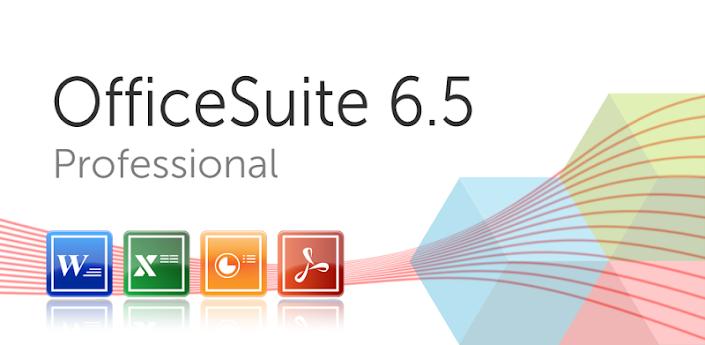 OfficeSuite Pro 6 + (PDF & HD) v6.5.1010 APK