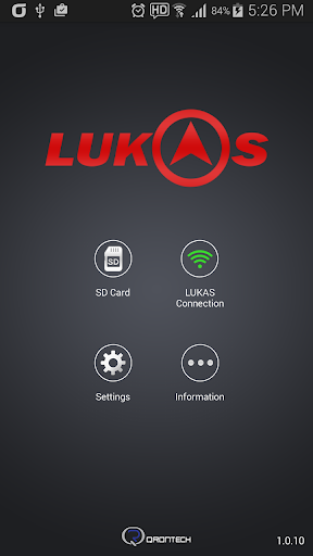 Lukas Eye Dashcam wifi app