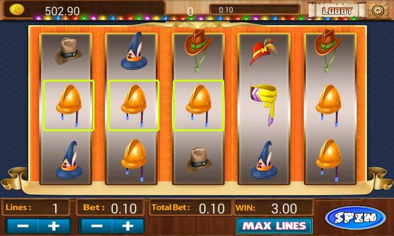 Eldorado casino slots