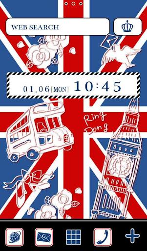 Chic Wallpaper Britain Pop 1.1 Windows u7528 1