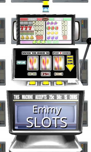 3D Emmy Slots - Free