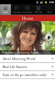 A taste of Slimming World 2.0 - screenshot thumbnail