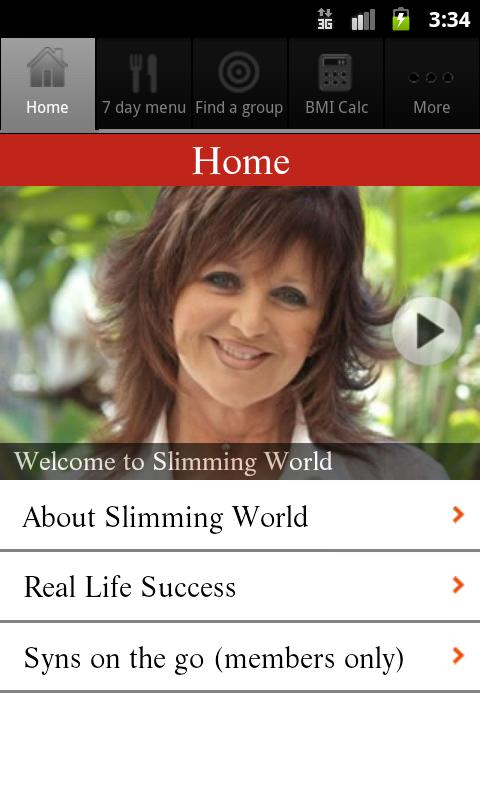 A taste of Slimming World 2.0 - screenshot