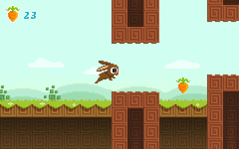 Twitchy Hop - screenshot