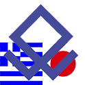 Japanese Greek Dictionary icon