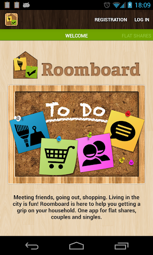 Roomboard - Cleaning Roster