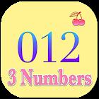 3ナンバーズ (数当て) icon