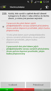 Zbrojní průkaz od ZbraneKvalitne.cz - náhled