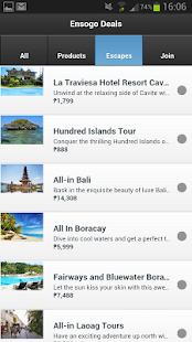 Ensogo Deals - LivingSocial PH - screenshot thumbnail