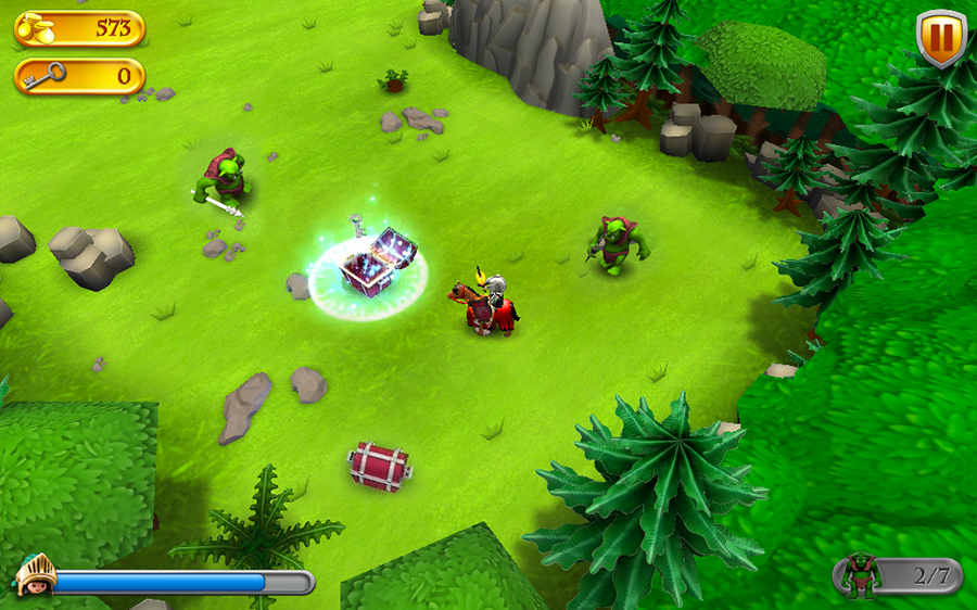 PLAYMOBIL Knights screenshot 1