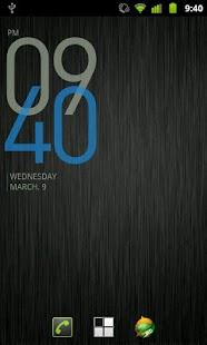 miui digital clock widget apk