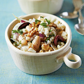 Mediterranean Barley Salad Recipe