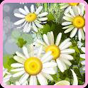 Wild Flowers Wallpaper icon