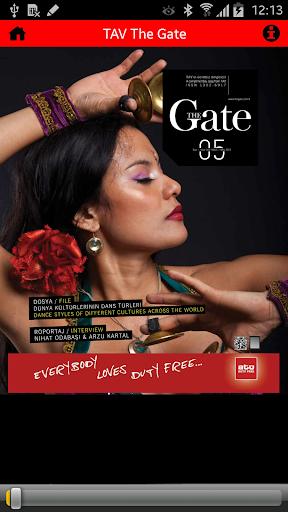 TAV The Gate