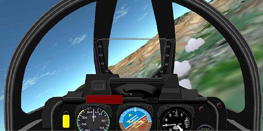 Flight Simulator F86