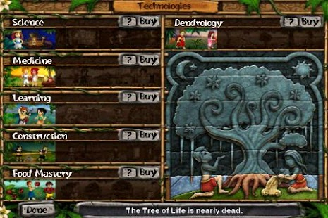 Virtual Villagers 4 - Free- screenshot thumbnail
